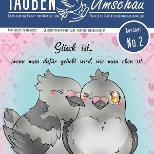 TaubenUmschau Ausgabe 2